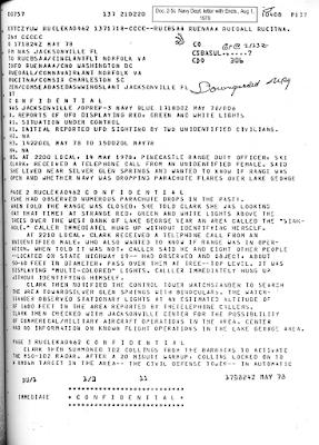 UFO Telex - May 1978