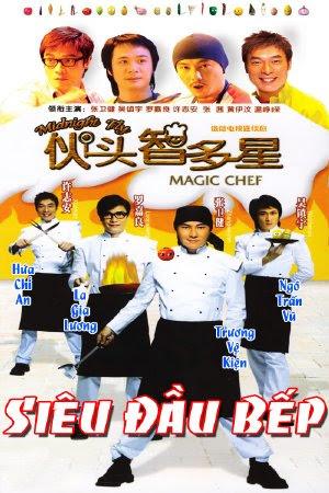 Xem Phim Siêu Đầu Bếp - Magic Chef
