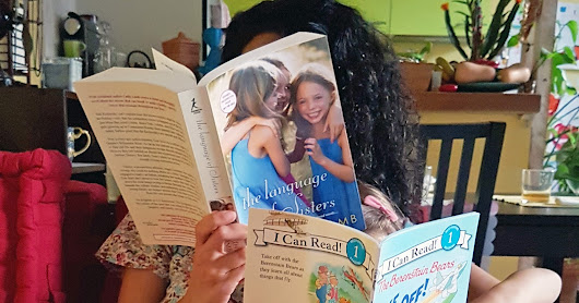 Mother-Daughter Reading...