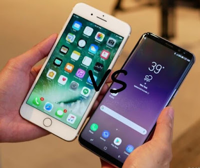 Galaxy S8 x iPhone 7 Plus qual será o mais rápido?
