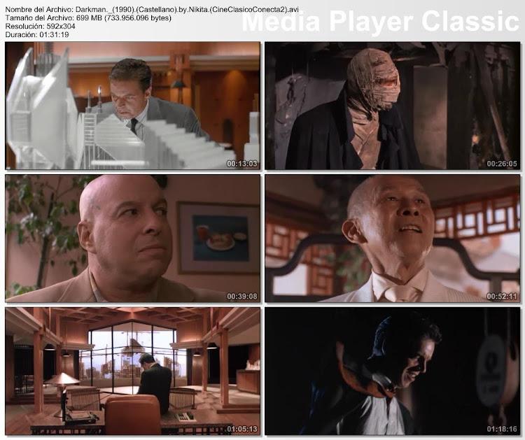 Imagenes HD: Darkman | 1990