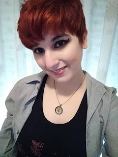 Ester Barroso, autora de Ausculta - Cine de Escritor
