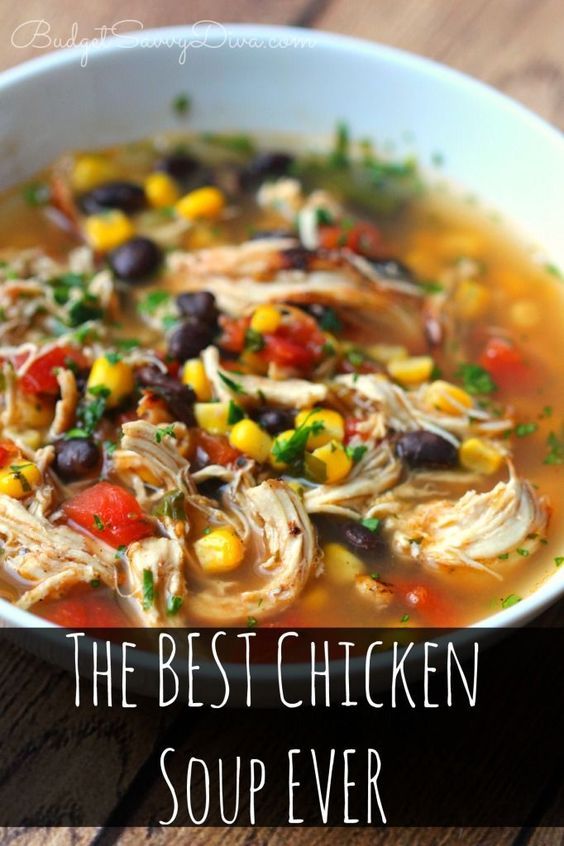 THE BEST CHICKEN SOUP EVER RECIPE #chickenrecipes #chickensoup #chicken #soup #souprecipes #thebestsoup