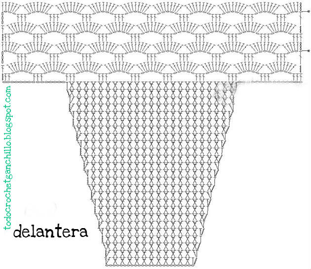 Bikini Crochet / Patrones | Todo crochet