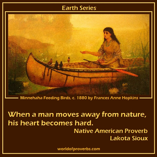 Famous Indian Quotes About Life: Navajo Proverbs Quotes. QuotesGram