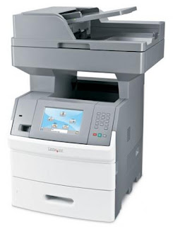 Lexmark X654de Driver Download