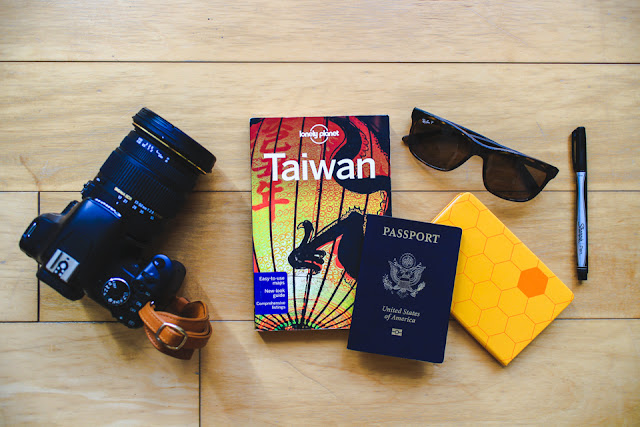 a guide on packing for Taiwan