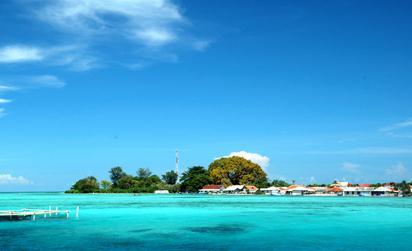 Tempat wisata pulau bira