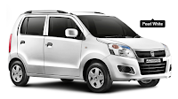 Karimun Wagon R Pearl White