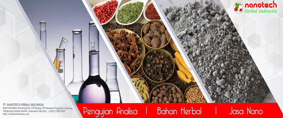 PT Nanotech Herbal Indonesia