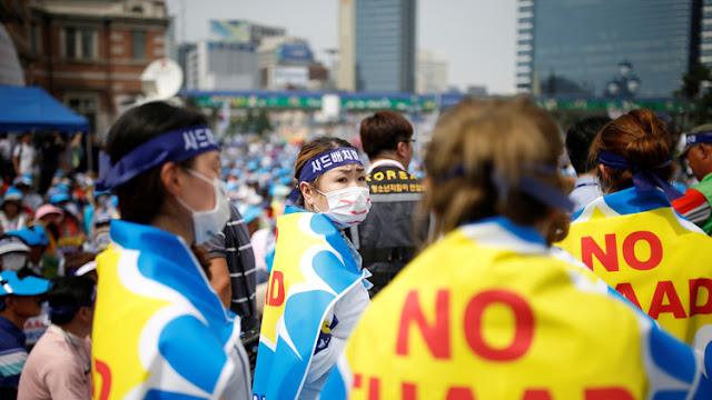 China insta a EE.UU. a retirar el sistema THAAD de Corea del Sur tras un despliegue secreto