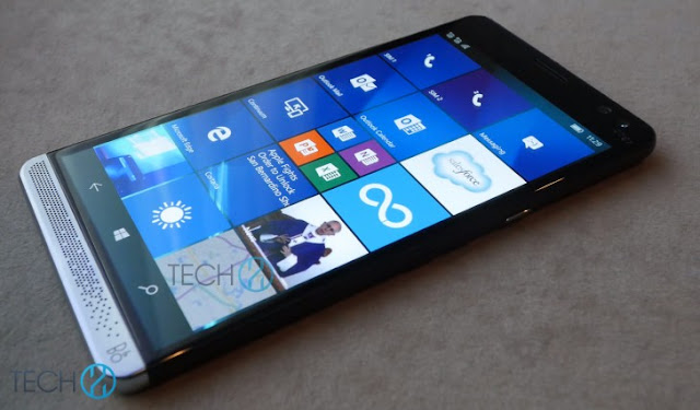 HP Elite x3 Windows 10 Phablet leaks Images and Specs