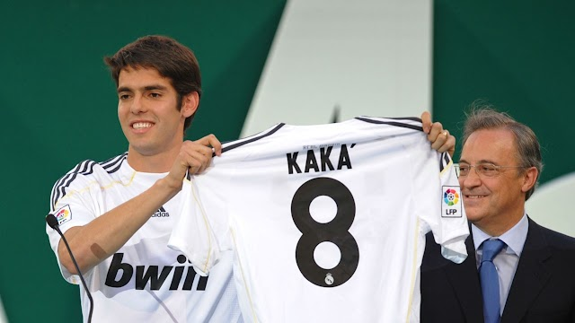 Kaka: Former Milan, Real Madrid and Brazil Player Retires From Football At  35