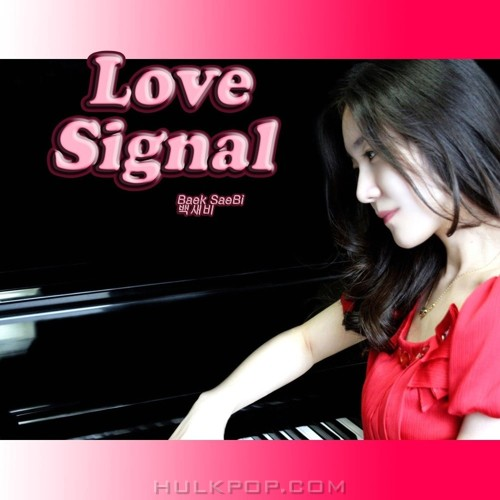 Baek Sae Bi – Love Signal – Single