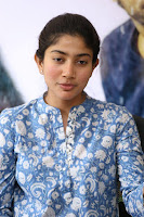 Sai Pallavi looks super cute in plain dress at her interview in Telugu about movie Fidaa ~ Exclusive Celebrities Galleries 054.JPG