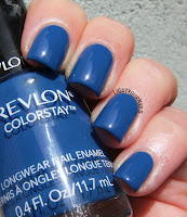 R is for Revlon Indigo Night