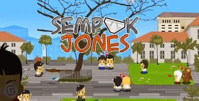 Setelah sedikit waktu lalu admin menulis tentang  Sempak Jones: Game Koplak Game Pelampiasan Para Jomblo