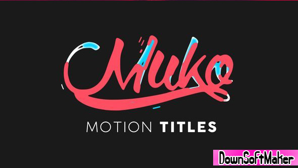 Motion Titles Animated 21586068 Videohive - Free Download After ...