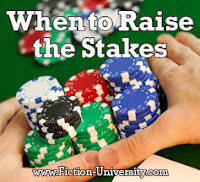 raising the stakes, revising