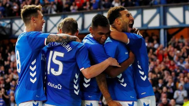 "Kompleks Latihan Klub Liga Primer Skotlandia, ""Rangers"" Terbakar"