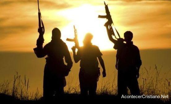 Yihadistas filipinos secuestran misioneros