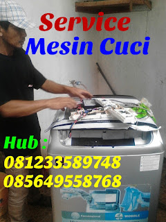 service mesin cuci di kota malang