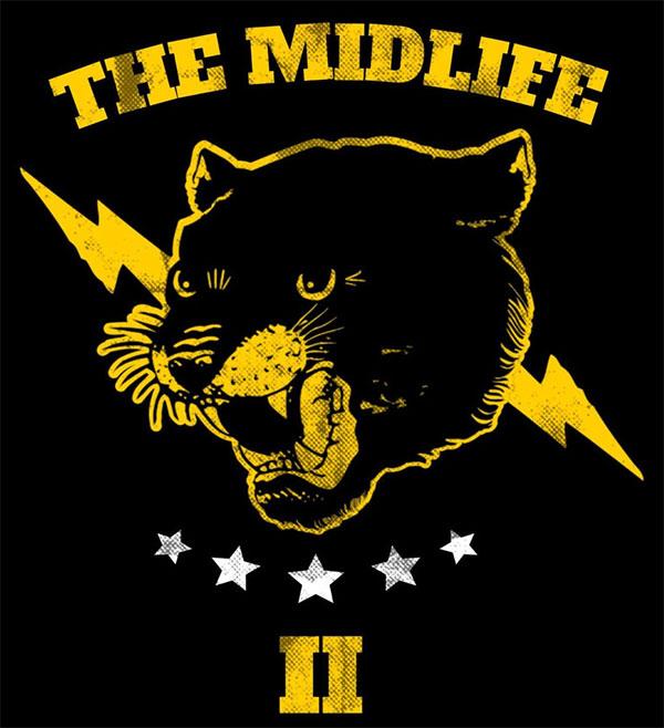 "The Midlife stream new EP ""II"""