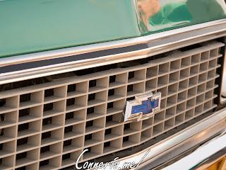 Chevrolet Custom 20 Deluxe V8 350 Truck Grille