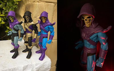 Masters of the Universe Skeletor Resin Figure by WheresChappell