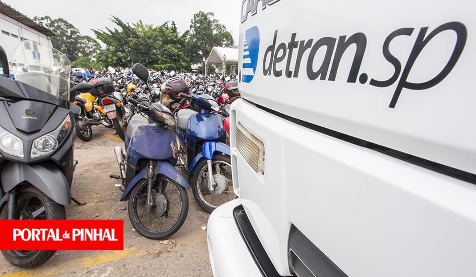 Detran-SP inicia leilão de mais de 270 veículos em cidades do interior do Estado