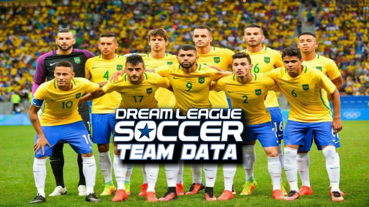 Sanji Soccer: Download Brazil Team data , Kits, Logo in