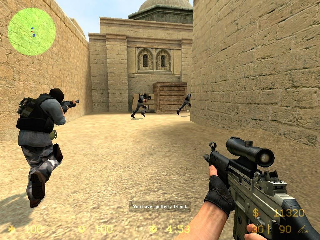 Counter Strike Source v1 9 1 Full Version - Spectrevers