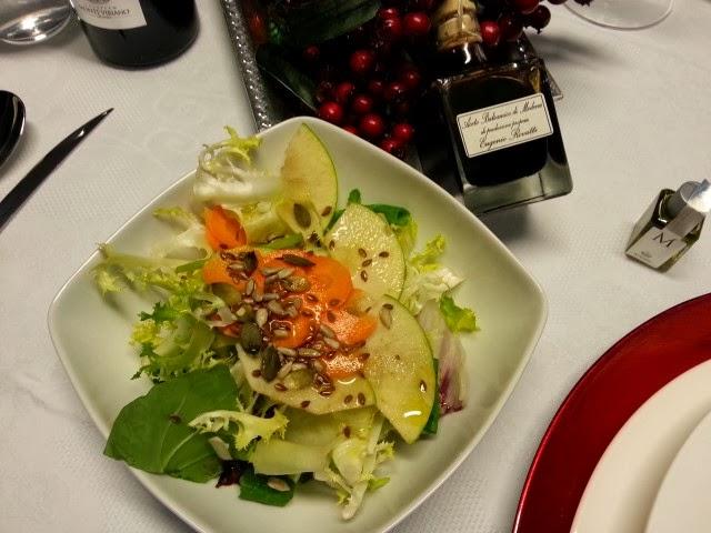 Il pranzo di Natale 2013