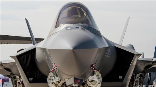 Lockheed Martin may sell stealth jet designs to Japan