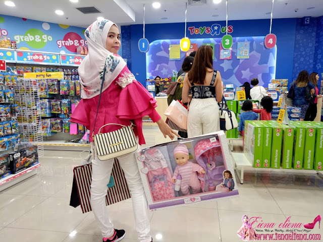 Toys'R'Us Melawati MAll