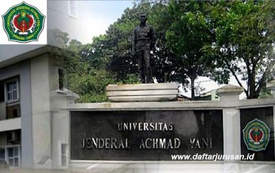 Daftar Fakultas dan Program Studi UNJANI Universitas Jenderal Achmad Yani