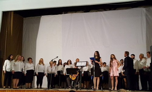 Σαντάνα χορωδία