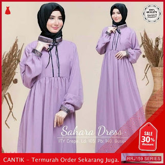 Jual RRJ159D171 Dress Sahara Dress Wanita St Terbaru Trendy BMGShop