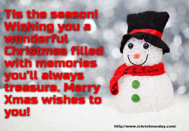 I Wish You a Merry Christmas Bing Crosby