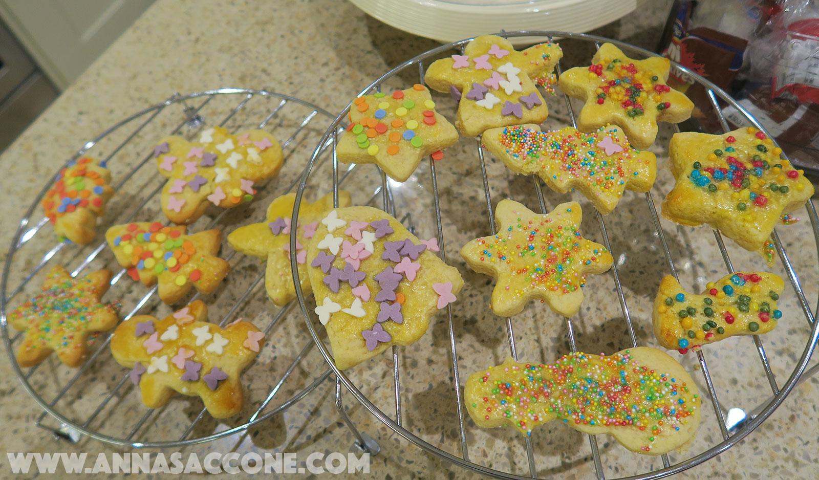Easy Christmas Cookies Anna Saccone Joly