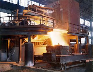 pabrik baja hulu