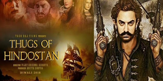Thugs Of Hindostan movie download 2019 720p quality: Aamir Khan and Amitabh Bachchan starrer Thugs of Hindostan has failed at the box