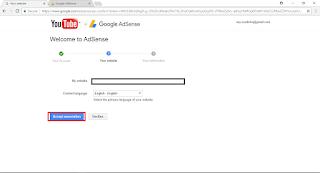 Cara Mengaitkan Banyak Akun Youtube ke Akun Adsense
