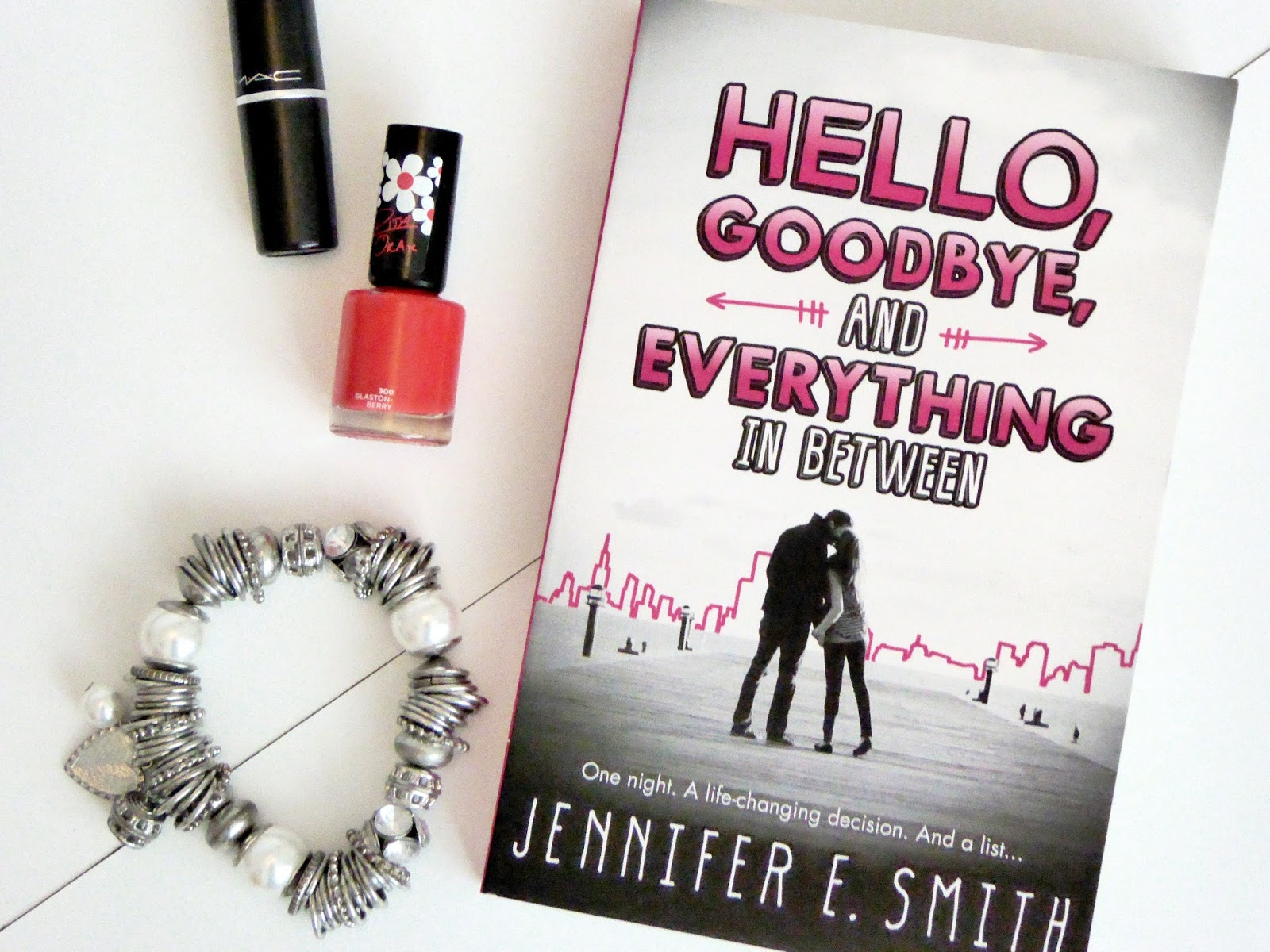 Hello, Goodbye and Everything In Between by Jennifer. E. Smith | Book Review