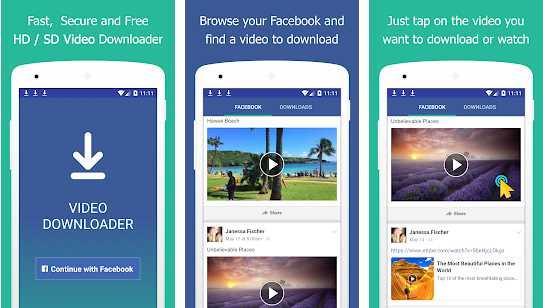 Aplikasi Download Video Di Facebook