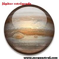 Significado de Júpiter retrógrado