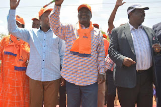 Odinga and Mudavadi planning super Alliance called NASWA.