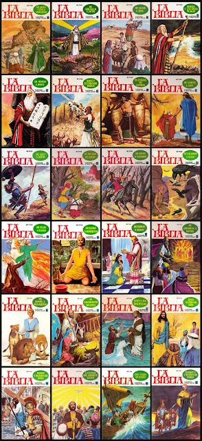 La Biblia Ilustrada a todo Color