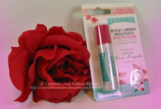 I Provenzali - Stick labbra biologico effetto gloss packaging