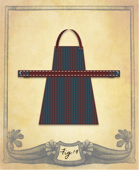 how to make an apron from scratch